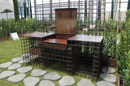 moderner Garten von STUDIO GRASSI DESIGN SRL