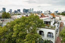 Casas de estilo moderno por Windlock - soluciones sustentables