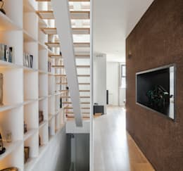 modern Living room by Floret Arquitectura