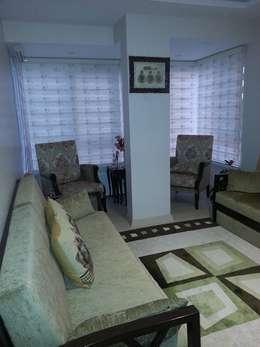 Blue Home  – Arife HOCAM: modern tarz Oturma Odası