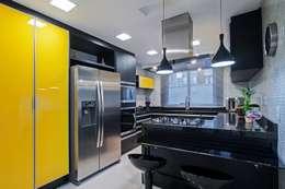 modern Kitchen by Patrícia Azoni Arquitetura + Arte & Design