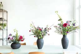 industrial Dining room by Bloomon Deutschland