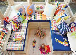 Habitaciones infantiles de estilo  por Formafantasia