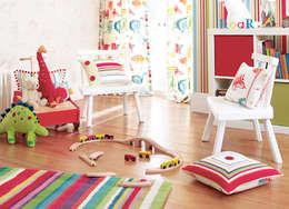modern Nursery/kid's room by Formafantasia