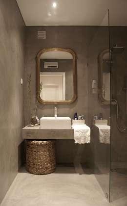 حمام تنفيذ involve arquitectos