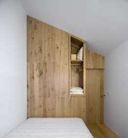 minimalistische Slaapkamer door BICA Arquitectos
