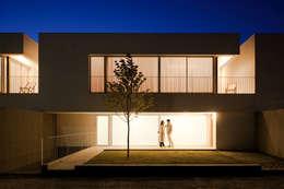 minimalistic Houses by BICA Arquitectos