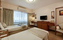 Hotels by SDA designs