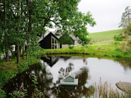 Projekty,  Ogród zaprojektowane przez Roundhouse Architecture Ltd