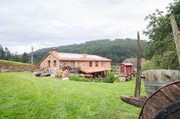 Casas de estilo rural por Decoraciones Gladys