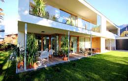 Terras door BESTO ZT GMBH_ Architekt DI Bernhard Stoehr