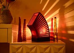 moderne Woonkamer door Sylvn Studio