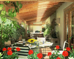 Terrazas de estilo  por JR Arquitectos