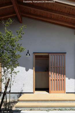 山道勉建築의  주택