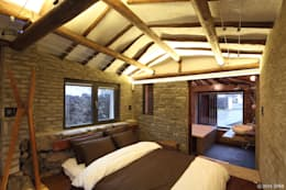 Salas / recibidores de estilo  por Z_Lab
