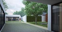 Городской дом: Дома в . Автор – EFAS