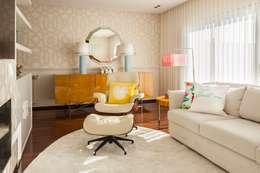 modern Living room by Interdesign Interiores