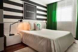 臥室 by Interdesign Interiores