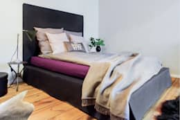Phòng ngủ by Julia Kosina                                                                                                       Interior Design & Innenarchitektur