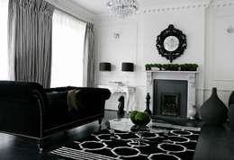 غرفة المعيشة تنفيذ Boscolo