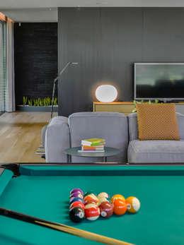 Projekty,  Salon zaprojektowane przez INAIN Interior Design
