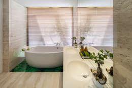Projekty,  Łazienka zaprojektowane przez INAIN Interior Design
