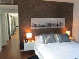 Dormitorios de estilo  por Marc Pérez Interiorismo