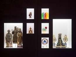 Museos de estilo  por P-06 ATELIER, ambientes e comunicação, Lda