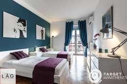 غرفة نوم تنفيذ Architrek