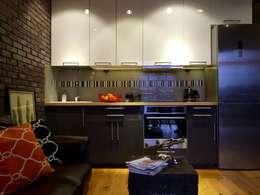 Интерьер с Характером: Кухни в . Автор – Dinastia Designs