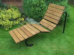 Projekty,  Ogród zaprojektowane przez Gregor-Design