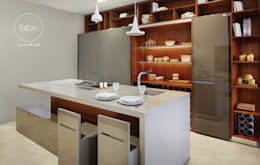 modern Kitchen by FABRI