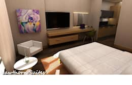 modern Bedroom by CCT INVESTMENTS
