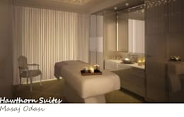 modern Spa by CCT INVESTMENTS