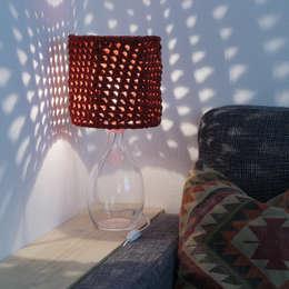 modern Living room by evas.