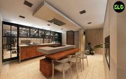 : Cocinas de estilo clásico por SOLIDO SLD
