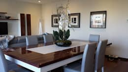 modern Dining room by Decoracoes Gina, Lda
