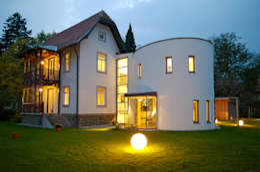 Дома в . Автор – Atelier Fürtner-Tonn