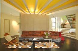 Гостиная в . Автор – Atelier Fürtner-Tonn