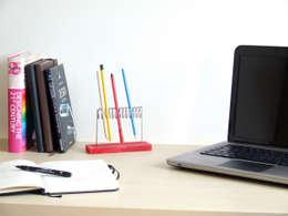 مكاتب العمل والدراسة تنفيذ HR Design Studio