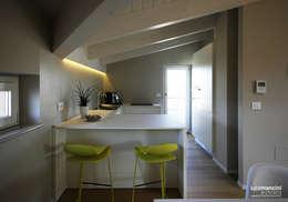 Cuisine de style de style Moderne par Luca Mancini | Architetto