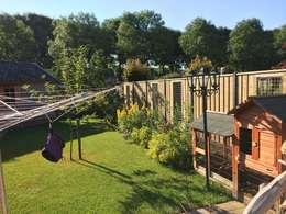 Projekty,  Ogród zaprojektowane przez Kuiper Schuttingen
