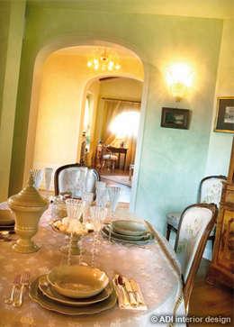 classic Dining room by ADI ARREDAMENTI