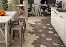 Pavimento per la cucina quale scegliere for Pavimenti in graniglia e arredamento moderno