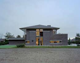 modern Houses by Engelman Architecten BV