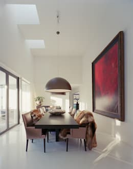 modern Dining room by Engelman Architecten BV