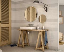 Equipe Ceramicas의  화장실