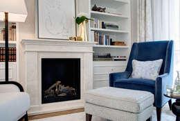 classic Living room by KJUBiK Innenarchitektur