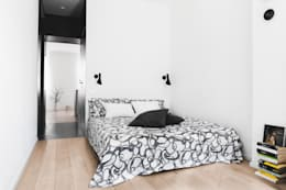 modern Bedroom by MIROarchitetti