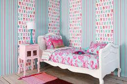 Walls & flooring by Papel Pintado Saint Honoré